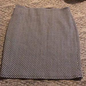 Loft skirt stretchy top